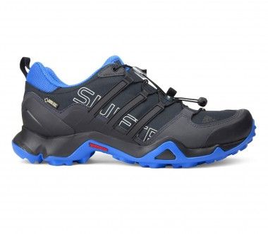 Adidas - Terrex Swift R GTX men's hiking shoes (black/blue)