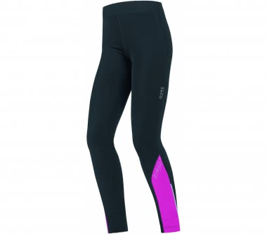 GORE Wear® - Mythos 2.0 Thermo women's running pants (black/pink)