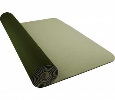Nike - Just Do It Yoga training mat 2.0 (light green/dark green)