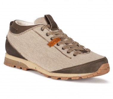AKU - Bellamont Plus Air women's hiking shoes (light brown)