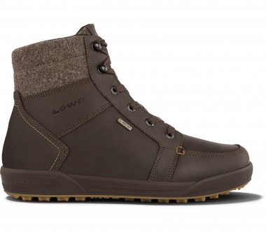 Lowa - Molveno GTX Mid men's winter shoes (dark brown)