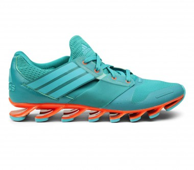Adidas - Springblade Drive men's running shoes (dunkeltüturquoise)