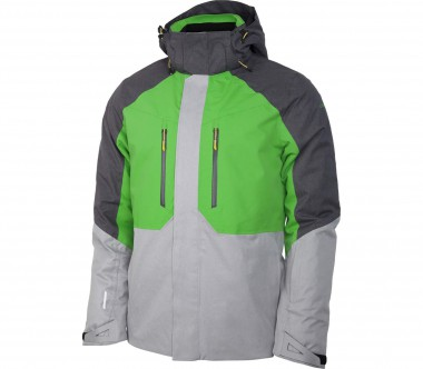 Icepeak - Urmas men's ski jacket (green/grey)