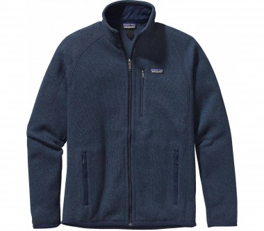 Patagonia - Better sweater men's fleece jacket (dark blue)