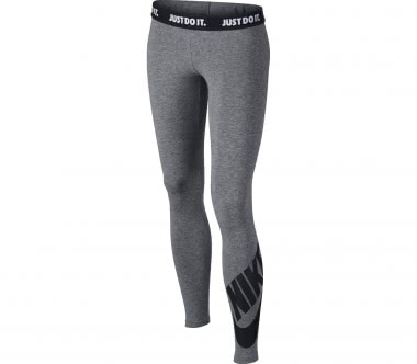 Nike - Sportswear Leg-A-See Children training pants (grey/black)
