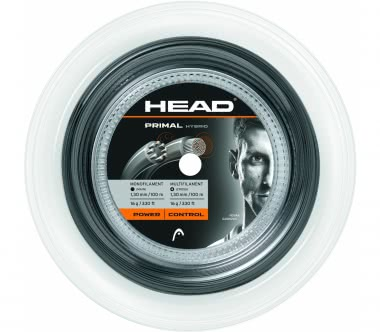 Head - Primal Hybrid tennis strings (200 m)