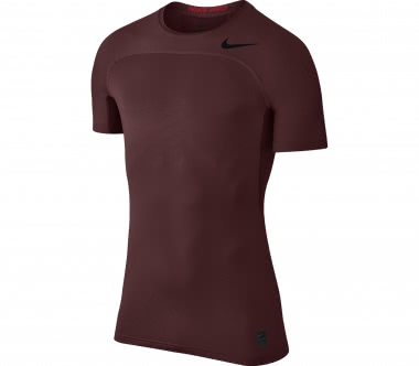 Nike - Pro Hypercool men's training top (red)