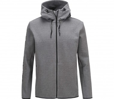 Peak Performance - Tech Zip men's sweatshirt (grey)