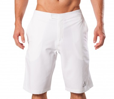 Adidas - Andy Murray Wimbledon Barricade bermuda shorts men's tennis shorts (white)