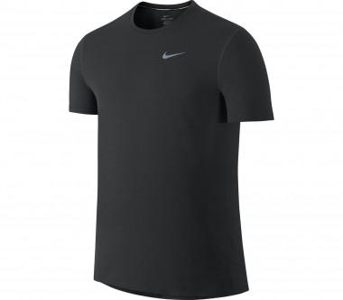 Nike - Dri-Fit Contour men's running top (black)