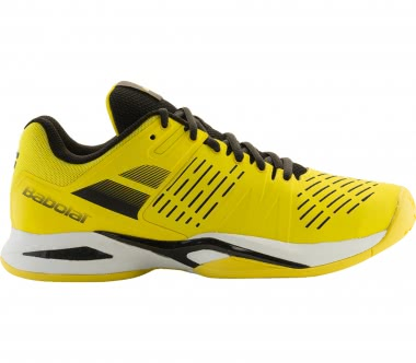 Babolat - Prog TM Clay men's tennis shoes (yellow/black)