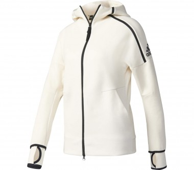 Adidas - Z.N.E. ND Women training hoodie (whiteß)