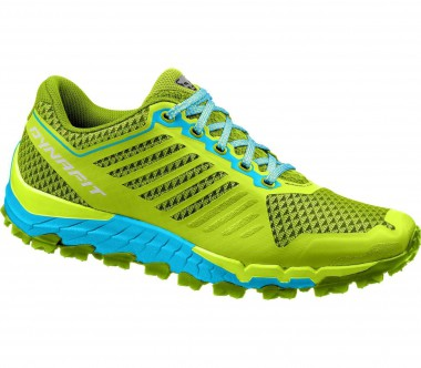 Dynafit - Trailbreaker men's trail running shoes (green/blue)