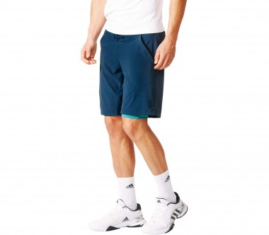 Adidas - Adizero bermuda shorts men's Tennnisshort (dark blue)