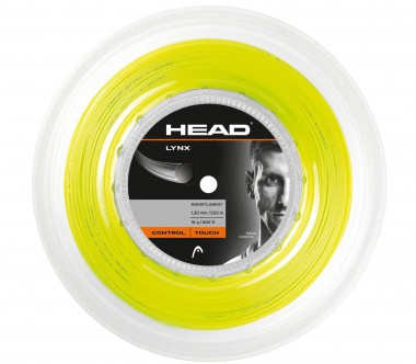 Head - Lynx - 200m (yellow)