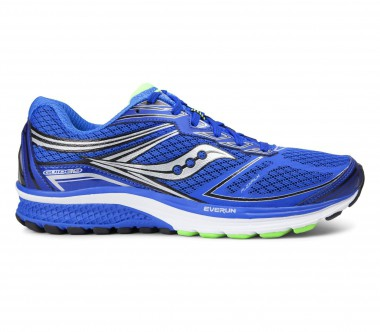 Saucony - Guide 9 men's running shoes (blue/white)