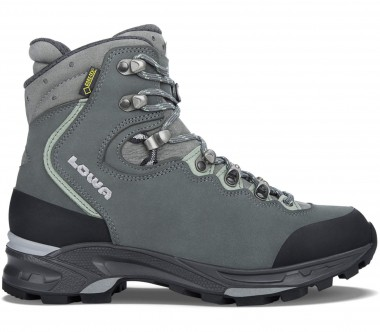 Lowa - Mauria GTX women's trekking shoes (grey/black)