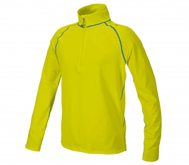 CMP - Stretch men's fleece pullover (light yellow)