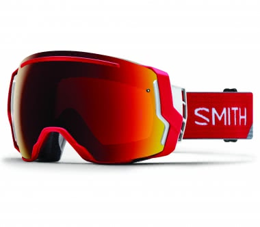 Smith - I/O 7 Unisex skis goggles (red/grey)