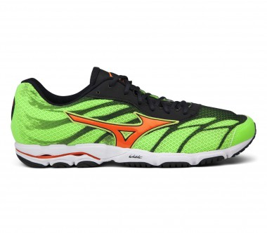 Mizuno - Wave Hitogami 3 men's running shoes (green/red)