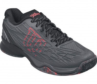 Wilson - Kaos Clay Court men's tennis shoes (grey/black)