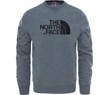 The North Face - Drew Peak Crew men's sweatshirt (grey)