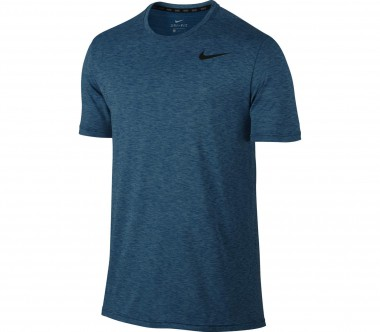 Nike - Breathe men's training shirt (dark blue)