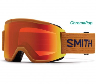 Smith - Squad skis goggles (brown/grey)