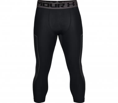 Under Armour - Heatgear Armour Graphic 3/4 men's training pants (black)