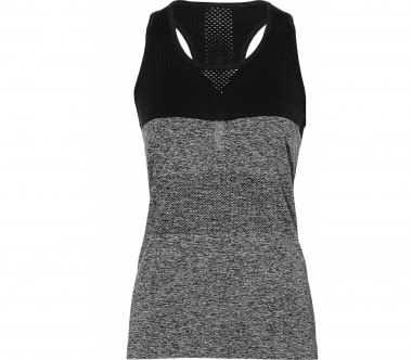 ASICS - Seamless women's training tank top top (black)