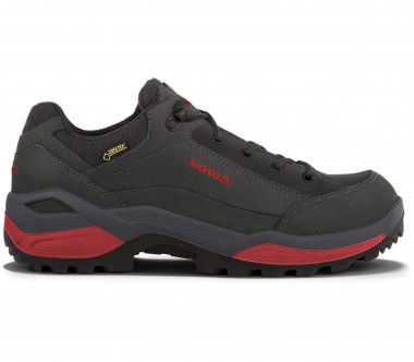 Lowa - Renegade GTX LO men's hiking shoes (black/red)