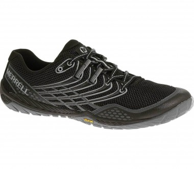 Merrell - Trail Glove 3 men's trail running shoes (black/grey)