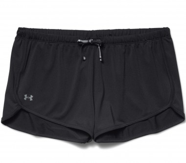 Under Armour - Alpha Mesh women's training shorts (black)