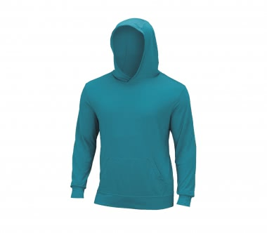 Wilson - Condition Cover-Up men's tennis hoodie (blue)