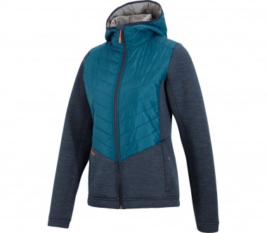 Ziener - Jamas women's functional jacket (blue-red)