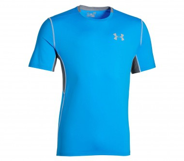 Under Armour - CoolSwitch Shortsleeve men's running top (blue)