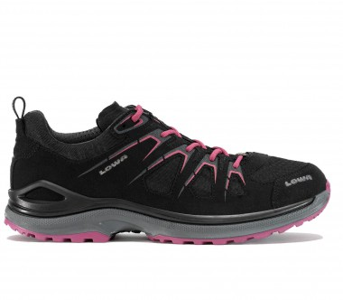 Lowa - Innox Evo GTX LO women's hiking shoes (black/pink)