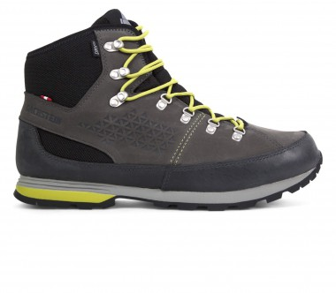 Dachstein - Kurt DDS men's winter shoes (dark grey/light green)