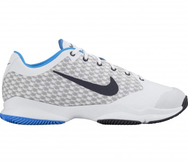 Nike - Air Zoom Ultra Clay men's tennis shoes (white/blue)