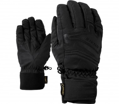 Ziener - Gersom GTX men's skis gloves (black)