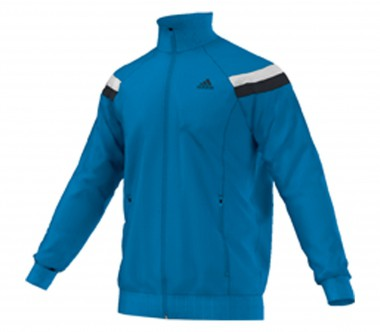 Adidas - Anthem Jacket Tennis men's jacket (blue/white)