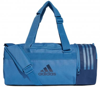 Adidas - CVRT 3S training bag (blue/grey)