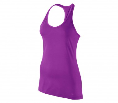 Nike - Get Fit tank top women's training top (violet)