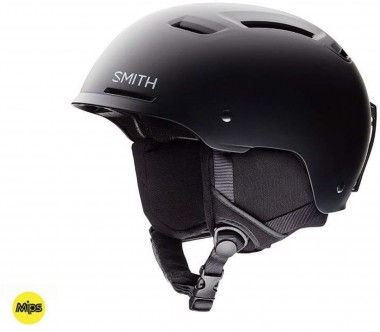 Smith - Pivot MIPS ski helmet (black)