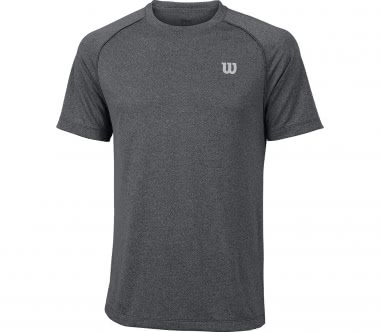 Wilson - Core Crew men's tennis top (grey)