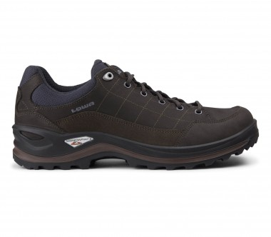 Lowa - Renegade III GTX LO men's hiking shoes (brown/grey)