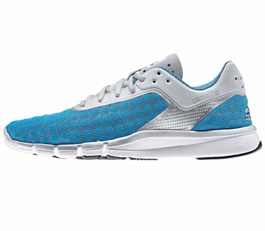 Adidas - Adipure 360.2 Chill women's training shoes (blue/silver)