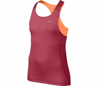 Nike - Maria Sharapova children's tennis top (red/orange)