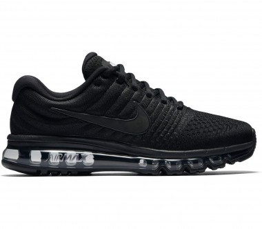 Nike - Air Max 2017 men's running shoes (black)