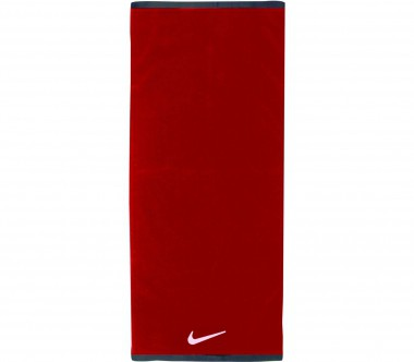 Nike - Fundamental Medium towel (red/white)